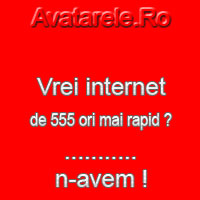 Avatare Vrei Internet Rapid
