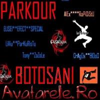 Avatare Parkour